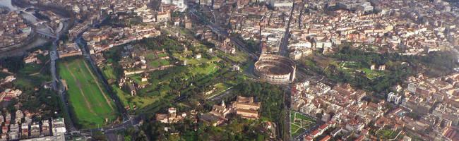 ROMA - PUENTE DE DICIEMBRE 2016